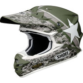 Shoei VFX-W Super Hue TC4 Crosshelm