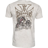 West Coast Choppers Chopper Dog T-shirt