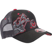 WEST COAST CHOPPERS CAP CHOPPERDOGS ROUNDBILL