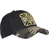 WCC CASQUETTE CROSS ARMY