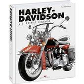 BUCH - HARLEY DAVIDSON LEBENDE LEGENDE 172 S.