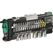 WERA TOOL-CHECK PLUS 39-PC. METRIC