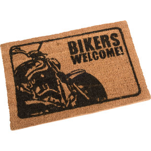 VOETMAT *BIKERS WELCOME*