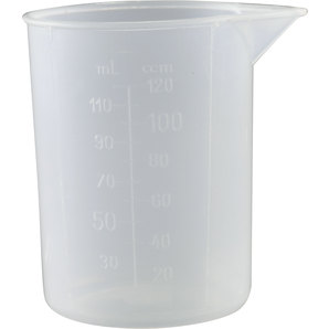 Measuring Cup 120 ml with Scale,