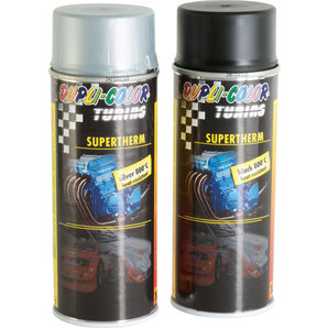 DUPLI COLOR EXHAUST PAINT