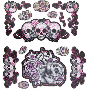 LETHAL ANGEL SUGAR SKULL