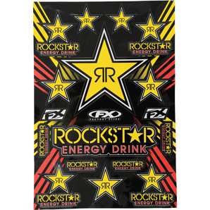 Rockstar Energy stickerset