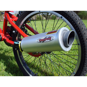 BICYCLE EXHAUST TURBOSPOK