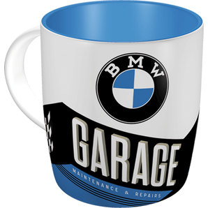 "Beker BMW ""Garage"""