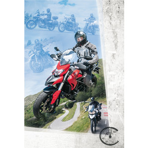 GREETINGS CARD TOURER
