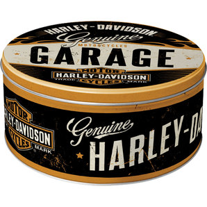 COOKIE-BOX H-D *GARAGE*