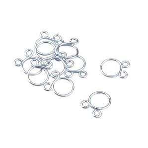 Hose Clips, 10 Pieces