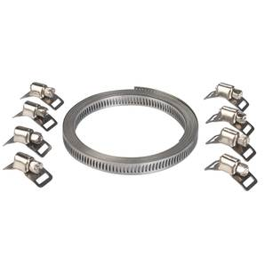 Hose Clamp Set 8 mm