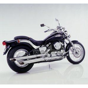 St Louis Honda >> SilverTail K02 Auspuffanlage kaufen | Louis Motorrad & Feizeit
