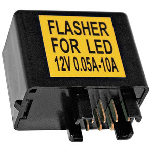 Electronic Flasher Unit, 7 Poles