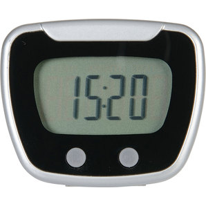 Cockpit Digital Clock And Thermometer