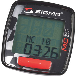 MC 10 digitale snelheidsmeter