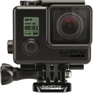 GOPRO BLACKOUT GEHAEUSE