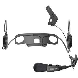 buy sena 10u bluetooth headset for shoei j cruise helmets. Black Bedroom Furniture Sets. Home Design Ideas