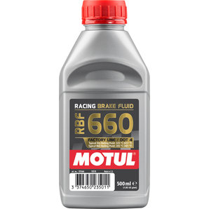 Racing liquido freni RBF 660