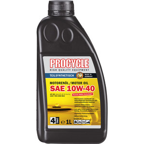 Engine Oil 10W-40, 1 litre
