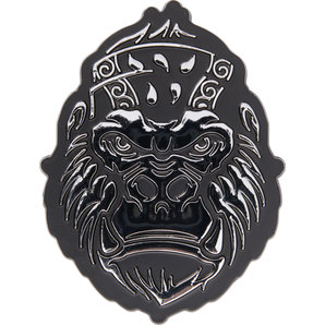 Lethal Threat Gorilla Badge