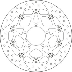 BREMBO BRAKE-DISCS