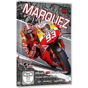 DVD *MARQUEZ* PORTRAIT OF