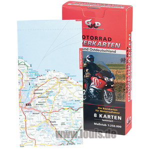 MAPS NORD& OSTDEUTSCHL.