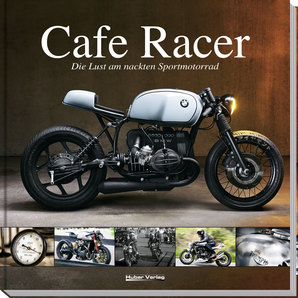 Cafe Racer Book