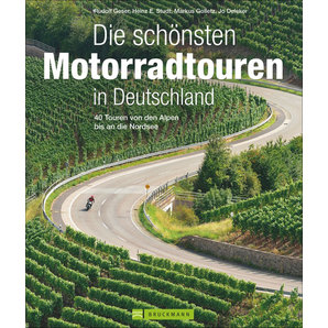 40 itinerari in moto in Germania