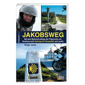 "Travel Novel ""Jakobsweg"""