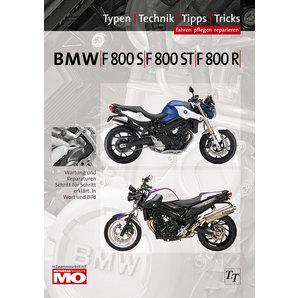 BMW HANDBOEK F 800 S/ST/R