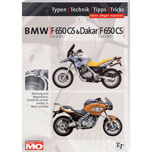 MANUEL BMW F 650 GS/CS