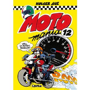 MOTOMANIA COMIC BAND 12