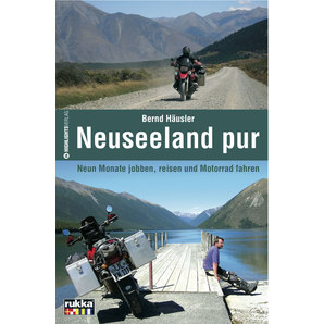 New Zealand Travel Book