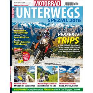 MOTORRAD UNTERWEGS 2016