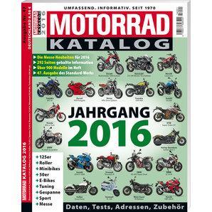 CATALOGUE MOTO 2016