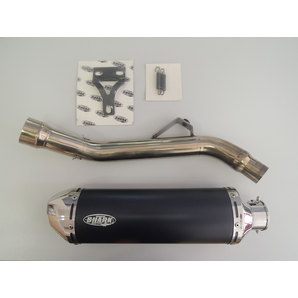 EXHAUST-SYSTEM, SECONDS