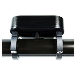 buy msm combi clip bracket for 1 handlebar black louis motorcycle leisure. Black Bedroom Furniture Sets. Home Design Ideas