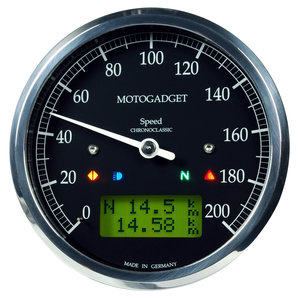Analogue Speedometer