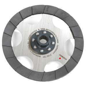 OIL-RESISTANT DRY CLUTCH
