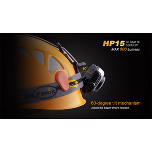 Buy FENIX HP15 LED HEADLAMP 900LM WITH 4 AA BATTERIES ...