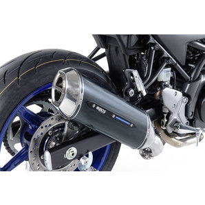 BOS Street Fox Rear Silencer