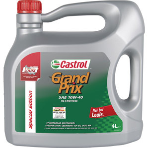 Buy Castrol Grand Prix Engine Oil Sae 10w 40 Louis Edition
