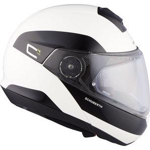 buy schuberth c4 pro flip up helmet fragment white louis. Black Bedroom Furniture Sets. Home Design Ideas