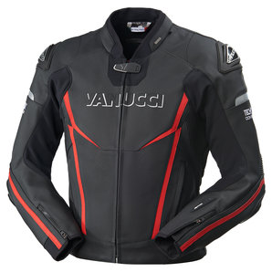 VSJ-m 1 Tech-Air Leather Combi Jacket