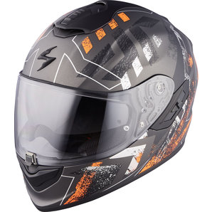 buy scorpion exo 1400 air picta full face helmet louis. Black Bedroom Furniture Sets. Home Design Ideas