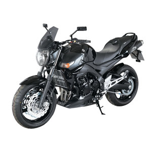 buy puig naked bike screen for gsr 600 06 incl mounting kit louis moto. Black Bedroom Furniture Sets. Home Design Ideas