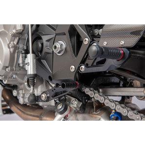 Buy Gilles Footrest System Factor-X / FXR | Louis Motorcycle